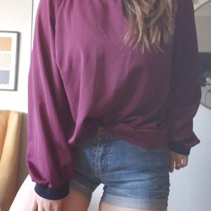 J. Crew // Loose Blouse